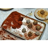 All About Chocolate Cookery Class At The Jamie Oliver Cookery School Picture