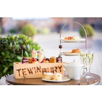 Afternoon Tea with Bubbles for Two at Tewin Bury Farm Hotel - Afternoon Tea Gifts