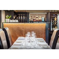Four Courses Dinner for Two with Prosecco at Friends Restaurant - Dinner Gifts