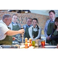Men in the Kitchen Cookery Course with Seasoned Cookery School - Cookery Gifts