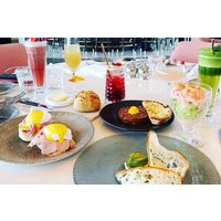Three Course Brunch with Bottomless Prosecco for Two at VIVI Restaurant - Buyagift Gifts