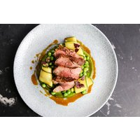 Three Course Dinner with Fizz for Two at VIVI Restaurant - Dinner Gifts