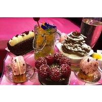 Vegan Afternoon Tea for Two at Cake Boy - Buyagift Gifts
