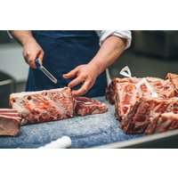 Butchery Demo with Steak Dinner and Wine at Mac and Wild - Dinner Gifts