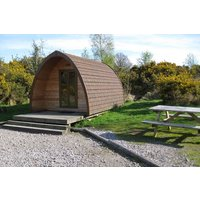 One Night Camping Break in a Jumbo Pod at Gorsebank - Camping Gifts