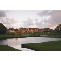 One Night Spa Break With Dinner And Wine At Formby Hall Golf Resort And Spa Picture
