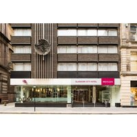 Overnight Break at the Mercure Glasgow City Hotel - Glasgow Gifts