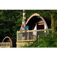 One Night Glamping Break For Two At Park Cliffe Picture