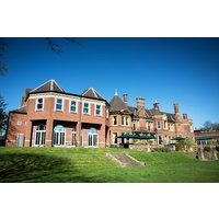Overnight Break with Spa Access for Two at Moor Hall Hotel and Spa - Buyagift Gifts