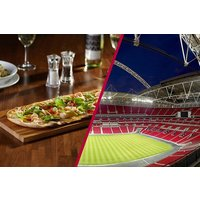 Wembley Stadium Tour With 3 Course Meal And Glass Of Wine At Prezzo For Two Picture