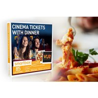 Cinema Tickets with Dinner - Smartbox by Buyagift - Cinema Gifts