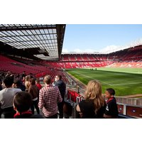 Child Tour Of Old Trafford Picture