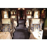 Steam Hauled Golden Age Of Travel On Belmond British Pullman For Two Picture