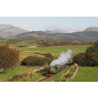 Cream Tea And Steam Experience For Two At Ravenglass Railway Picture