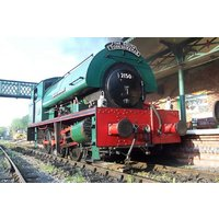Two Hour Introductory Steam Train Driving On The Elsecar Heritage Railway Picture