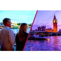Coca-cola London Eye Tickets And Bateaux Thames Dinner Cruise For Two Picture