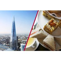 The View From The Shard And Afternoon Tea At Hilton Westminster For Two Picture