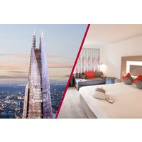 The View From The Shard And Overnight Stay At Novotel City South For Two Picture