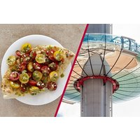 British Airways I360 Flight And Three Course Meal With Wine For Two Picture