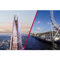 The View From The Shard With Thames Sightseeing Cruise For Two - Special Offer Picture