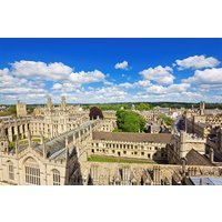 Inspector Morse, Lewis And Endeavour Tour Of Oxford For Two Picture