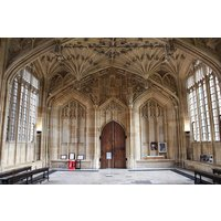 Harry Potter And Other Movie Sites Tour Of Oxford Picture