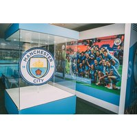 Manchester City Legends Stadium Tour and Lunch for One - Manchester City Gifts