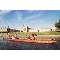 Cambridge Self-punting Boat Ride For Up To Six People Picture