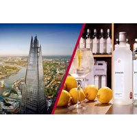 The View From The Shard & Jensens Gin Experience For Two At Bermondsey Distillery Picture