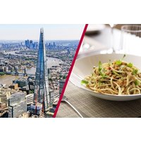 The View from The Shard and Three Course Michelin Meal at Galvin at The Athenaeum