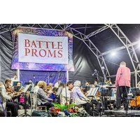 Battle Proms Classical Summer Concert for Two - Summer Gifts