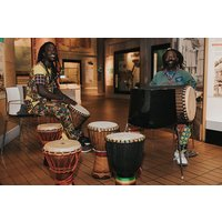 One to One African Drumming Lesson at London African Drumming - Drumming Gifts