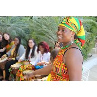 African Drumming Lesson for Four at London African Drumming - Drumming Gifts