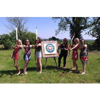 One Hour Archery Lesson For Two At High Harthay Outdoor Pursuits Picture