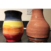 Pottery Workshop For One At Fired Art Designs Picture