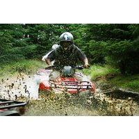 Quad Biking and Archery Experience for Two at Deeside Activity Park - Quad Biking Gifts
