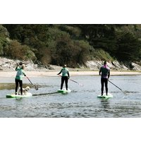 Surf or Stand Up Paddle Boarding for One at Big Green Surf School - Buyagift Gifts