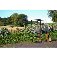 90 Minute Clay Pigeon Shooting And Archery At Hunting Scotland Picture