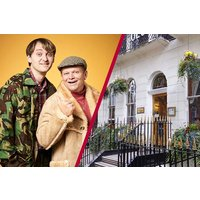 Only Fools Dining Experience with Overnight Stay at The George Hotel for Two - Dining Gifts