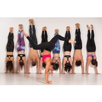 Aerial Circus Beginners Experience for Two at Aircraft Circus Academy - Buyagift Gifts
