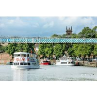 Two Hour Iron Bridge Cruise for Two at Chester Boat - Buyagift Gifts