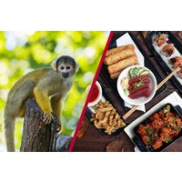 Zsl London Zoo Entry And Six Dish Sharing Menu With Dessert For Two At Inamo Picture