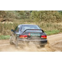 Rally Driving Thrill At Silverstone Rally School Picture