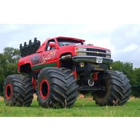 The Big One - Monster Truck Driving Experience - Monster Truck Gifts