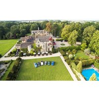 One Night Break with Dinner at The Manor Country House Hotel for Two - One Night Break Gifts