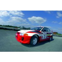 Rally Driving Thrill with Passenger Ride - Motorsport Gifts