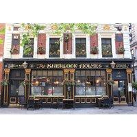 Sherlock Holmes Walking Tour of London - Sherlock Holmes Gifts