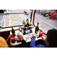 Sparkling Afternoon Tea Glasgow Bus Tour with Red Bus Bistro - Glasgow Gifts