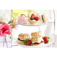 Afternoon Tea with Bubbles for Two at Warbrook House - Afternoon Tea Gifts