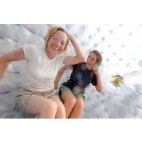 Aqua Zorbing for One in Manchester South - Zorbing Gifts
